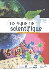Caroline Escuyer et Annie Bousquet - Enseignement scientifique 1re.