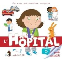 Alixetmika.fr L'hôpital - Avec un puzzle et des autocollants Image