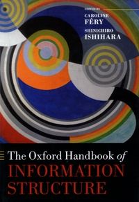 Caroline Féry et Shinichiro Ishihara - The Oxford Handbook of Information Structure.