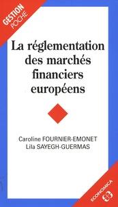 Accentsonline.fr La réglementation des marchés financiers européens Image