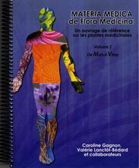 Openwetlab.it Materia Medica de Flora Medicina - Un ouvrage de référence sur les plantes médicinales - Volume 2, De maïs à vitex Image