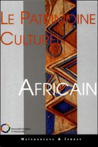Le patrimoine culturel africain.pdf