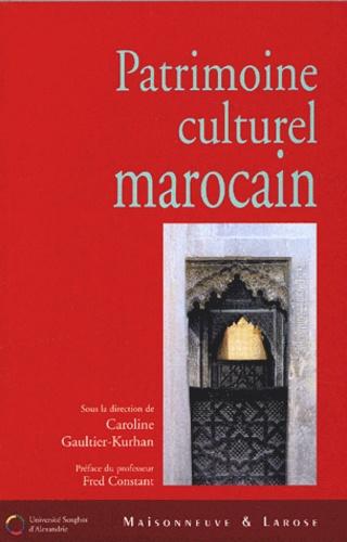 Caroline Gaultier-Kurhan - Patrimoine culturel marocain.