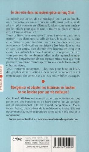 Feng Shui, nouvelle vie !. Le secret des 5 pièces à revisiter chez soi  édition revue et augmentée