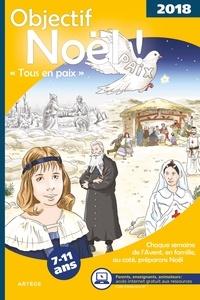 """Caroline Gourlet - Objectif Noël 2018 - """"Tous en paix""""."""