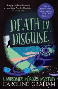 Caroline Graham - Death in Disguise - A Midsomer Murders Mystery 3.