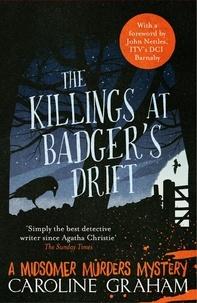 Caroline Graham - The Killings at Badger's Drift - A Midsomer Murders Mystery 1.
