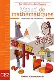 Caroline Guény - Manuel de mathématiques CE2 - Cahier d'exercices B.