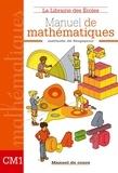Caroline Guény - Manuel de mathématiques CM1.