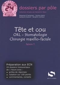 Caroline Halimi et Mohamed El Sanharawi - Tête et cou - ORL - Stomatologie - Chirurgie maxillo-faciale - Ophtalmologie.