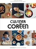 Caroline Hwang - Cuisiner coréen.