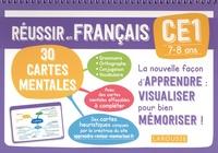Caroline Jambon - Français CE1 Mes cartes mentales - Réussir en français.