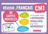 Caroline Jambon - Français CM1 Mes cartes mentales - Réussir en français.