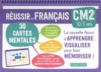 Caroline Jambon - Français CM2 Mes cartes mentales - Réussir en français.