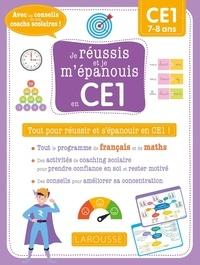 Caroline Jambon et Audrey Forest - Français Mathématiques CE1 - Tout pour réussir et s'épanouir en CE1 !.