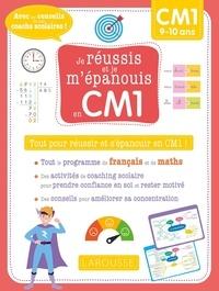 Caroline Jambon et Nine Sandrève - Français Mathématiques CM1 - Tout pour réussir et s'épanouir en CM1 !.