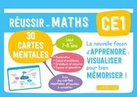 Caroline Jambon - Mathématiques CE1 Mes cartes mentales - Réussir en Maths.