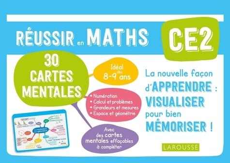 Caroline Jambon - Mathématiques CE2 Mes cartes mentales - Réussir en maths.