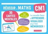Caroline Jambon - Mathématiques CM1 Mes cartes mentales - Réussir en maths.