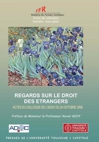 Caroline Javanaux et Lionel Galliano - Regards sur le droit des étrangers - Actes du colloque de l'ADOC du 24 octobre 2008.