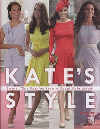 Caroline Jones - Kate's Style - Smart, Chic Fashion from a Royal Role Model.