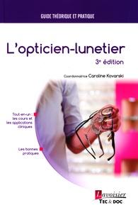 Caroline Kovarski - L'opticien-lunetier.