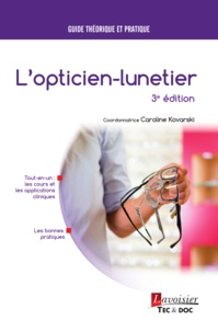 L'opticien-lunetier - Caroline Kovarski - Format PDF - 9782743069964 - 165,00 €