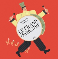 Caroline Laffon et Gaia Stella - Le grand orchestre.