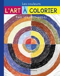 Caroline Larroche et Thomas Tessier - Les couleurs.
