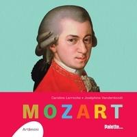 Caroline Larroche et Joséphine Vanderdoodt - Mozart.