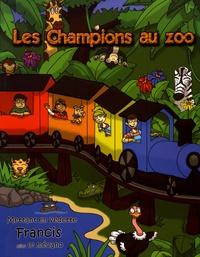 Caroline Lebeau et Amélie Lebeau - Les champions au zoo mettant en vedette Francis alias le mécano.