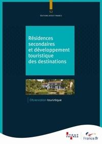 Caroline Leboucher - Résidences secondaires et développement touristique des destinations.