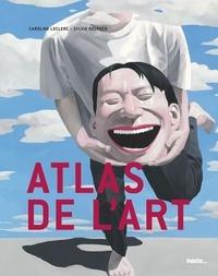 Caroline Leclerc et Sylvie Delpech - Atlas de l'art.