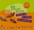 Caroline Legros - Terre, sable et cailloux....