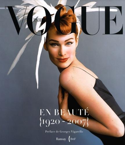 Caroline Levesque - Vogue en beauté (1920-2007).