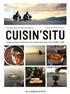 Caroline Lopez et Anthony Laguerre - Cuisin'situ - Cuisine aventurière sur les routes d'un tour du monde à vélo.