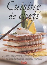 Caroline Malbec - Cuisine de chefs.