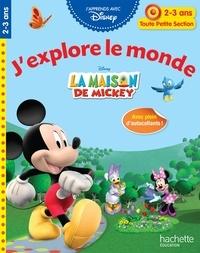 Jexplore le monde - La Maison de Mickey, Toute Petite Section.pdf