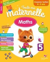 Caroline Marcel et Cristina Do Carmo - Maths Moyenne Section.
