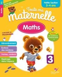 Caroline Marcel et Christine Ponchon - Maths Petite Section.