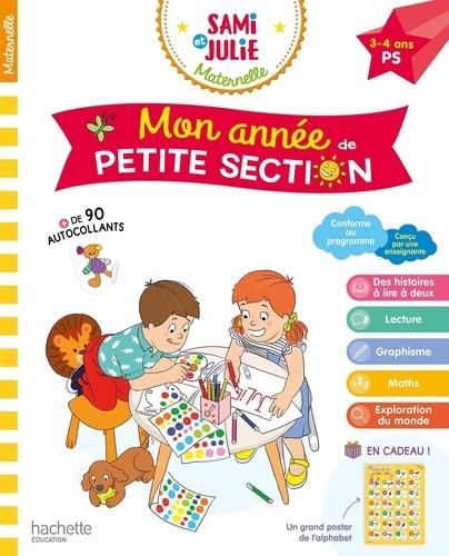 Mon année de Petite Section Sami et Julie Maternelle  Edition 2020