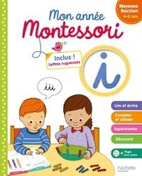 Caroline Marcel - Mon année Montessori de Moyenne Section 4-5 ans.