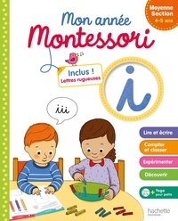Caroline Marcel - Mon année Montessori de Moyenne Section.