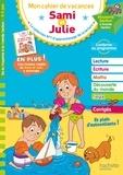 Caroline Marcel et Alain Boyer - Mon cahier de vacances Sami et Julie - De la Moyenne Section à la Grande Section.