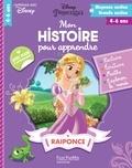 Caroline Marcel - Mon histoire pour apprendre : Raiponce.
