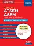 Caroline Morel - Concours ATSEM/ASEM - Externe, interne, 3e voie, catégorie C.
