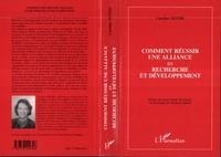 Caroline Mothe - Comment réussir une alliance en recherche et développement.