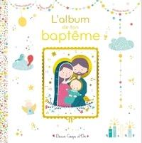 L'album de ton baptême- Avec une jolie icône en bois ! - Caroline Pellissier pdf epub