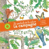 Caroline Pellissier et Virginie Aladjidi - La campagne.