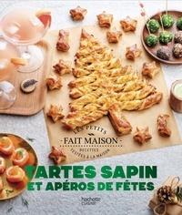 Caroline Pessin - Tartes Sapins et Apéros de fêtes NED.